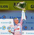 Tadej pogacar - Tour de France 2021: KOM classification