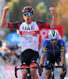 Tadej pogacar Lombardia - Tour of Lombardy 2021: Pogacar outguns Masnada in two-up sprint