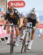 Wout van Aert gb - Tour of Britain 2021: Van Aert wins at Great Orme to take back race lead