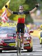 Tour de France 2021: Van Aert conquers the Ventoux, Pogacar retains yellow