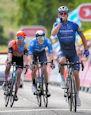 Yves Lampaert GB - Tour of Britain 2021: Lampaert wins sprint à trois, Hayter still leader