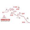 Route d'Occitanie 2020 finale route stage 3 - source: www.laroutedoccitanie.fr