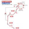 Route d'Occitanie 2020 finale route stage 4 - source: www.laroutedoccitanie.fr