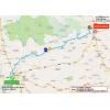 Ruta del Sol 2016 Route stage 2 Palomares - Cordoba - source: www.vueltaandalucia.es