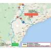Ruta del Sol 2016 Route stage 5 San Roque - Peñas Blancas - source: www.vueltaandalucia.es