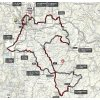Strade Bianche 2017: Route - source: www.strade-bianche.it