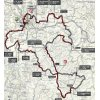 Strade Bianche 2019: route - source www.strade-bianche.it