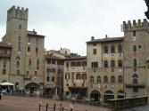 Tirreno-Adriatico 2014 Route stage 3: Cascina - Arezzo