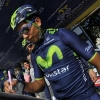 Tirreno-Adriatico 2014 Stage 3: One of the main favourites, Nairo Quintana, signs, - source : gazetta.it