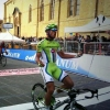 Tirreno-Adriatico 2014 Stage 3: Peter Sagan shouts in victory - source: gazetta.it