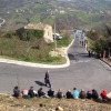 Tirreno - Adriatico stage 5 The Muro, up to 30% source: @CafeCoureur