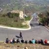 Tirreno - Adriatico stage 5 The Muro, up to 30% source: @CafeCoureur
