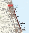 Tirreno-Adriatico 2014 Route stage 7: Individual time trial in San Benedetto del Tronto