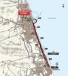 Tirreno-Adriatico 2014 Route stage 7: Individual time trial in San Benedetto del Tronto