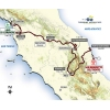 Tirreno-Adriatico 2015: The route