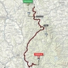 Tirreno-Adriatico 2015: Route stage 5: Esanatoglia - Terminillo - source: gazetta.it