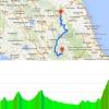 Tirreno-Adriatico 2015: Route and profile