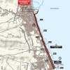 Tirreno-Adriatico 2015: Route stages 7: ITT in San Benedetto del Tronto - source: gazetta.it