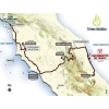 Tirreno-Adriatico 2016: All stages - source: gazetta.it
