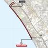 Tirreno-Adriatico 2017 Route 1st stage: TTT in Lido di Camaiore - source: tirreno-adriatico.it