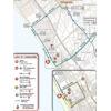 Tirreno-Adriatico 2020 route 1st stage - source www.tirrenoadriatico.it