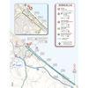 Tirreno-Adriatico 2020 route finale stage 6 - source www.tirrenoadriatico.it