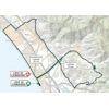 Tirreno-Adriatico 2021 route 1st stage - source www.tirrenoadriatico.it
