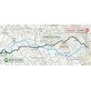 Tirreno-Adriatico 2021 route stage 3 - source www.tirrenoadriatico.it