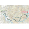 Tirreno-Adriatico 2021 route stage 4 - source www.tirrenoadriatico.it
