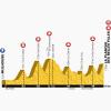 Tour de France 2014 Profile stage 10: Mulhouse - La Plance des Belles Filles