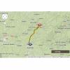 Tour de France 2014 Route stage 20: Bergerac - Périgueux - source: woosmap.com / ASO