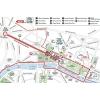 Tour de France 2014: The 7 kilometres long lap at the Champs-Élysées