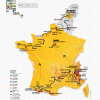 Tour de France 2015: All stages - source: letour.fr