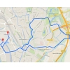 Tour de France 2015 Route stage 1: ITT in Utrecht (NL)