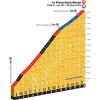 Tour de France 2015 stage 10: Final kilometres at La Pierre Saint Martin - source:letour.fr