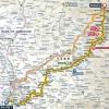 Tour de France 2015 Route stage 13: Muret - Rodez - source:letour.fr