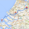 Tour de France 2015 Stage 2: The route at Google maps