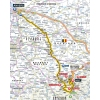 Tour de France 2015 stage 3: Route 3rd stage Antwerp - Mûr de Huy - source: letour.fr