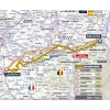 Tour de France 2015 Route 4th stage Seraing (B) - Cambrai - source: letour.fr