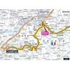 Tour de France 2015 Final part of the 4th stage: Seraing (B) - Cambrai - source: letour.fr