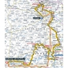 Tour de France 2015 Route stage 5: Arras – Amiens