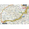 Tour de France 2015: Route 7th stage Livarot - Fougères - source:letour.fr