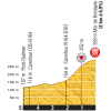 Tour de France 2015: Final kilometres 8th stage - source:letour.fr