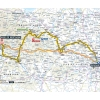 Tour de France 2015: Route 8th stage Rennes – Mûr de Bretagne - source:letour.fr