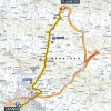 Tour de France 2015: Route 9th stage Vannes – Plumelec - source:letour.fr