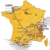 Tour de France 2016: All stages - source: letour.fr