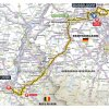 Tour de France 2017 Route 2nd stage: Düsseldorf (Ger) - Liège (bel) - source:letour.fr