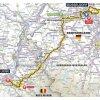 Tour de France 2017 Route 2nd stage: Düsseldorf (Ger) - Liège (bel) - source:letour.fr