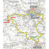 Tour de France 2019 Route 1st stage: Brussels - Brussels - source:letour.fr