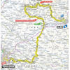 Tour de France 2019 Route Stage 11 - source: letour.fr